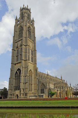 St. Botolph Church, Boston, Lincolnshire