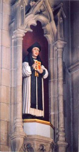 Thomas Cranmer, Parish Church of St. George