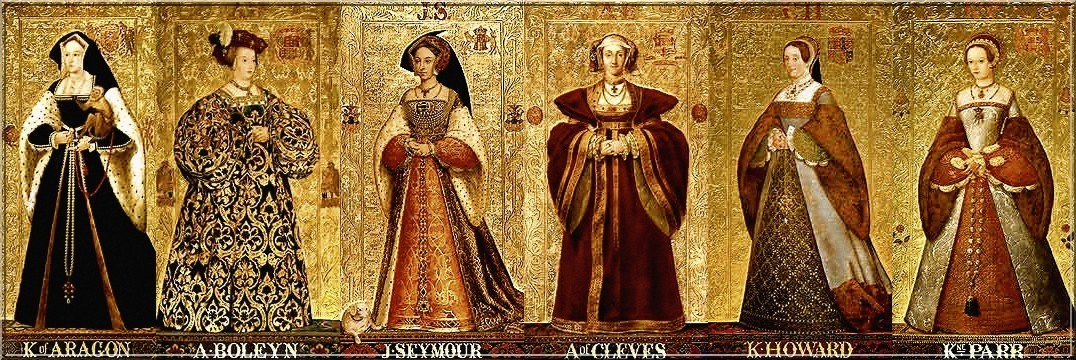 Which Of His Wives Did Henry VIII Love The Most By Llinos Thomas
