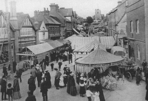 The Pinner Fair