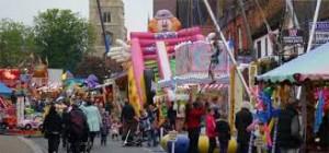 The Pinner Fair Today