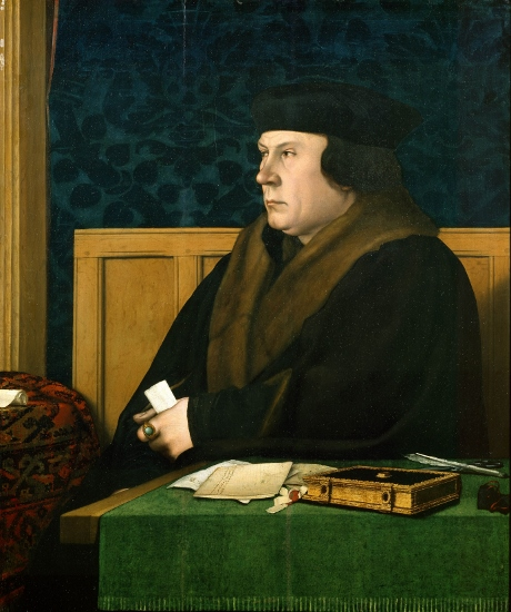 Thomas Cromwell, by Hans Holbein the Younger