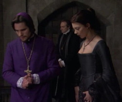 Thomas Cranmer with Anne Boleyn 2