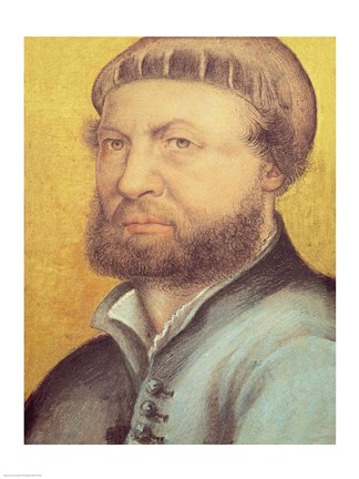 Hans Holbein Self-Portrait, 1542