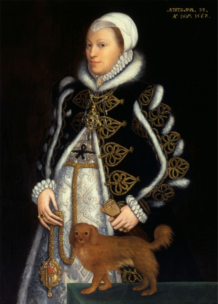 Catherine Carey, Lady Knollys (Artist: Steven van der Meulen)