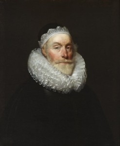 Sir Francis Knollys (Artist after Cornelius Jonson)