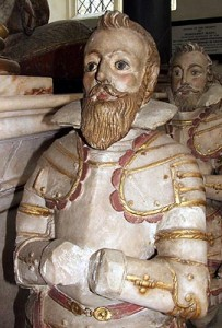 Sir Robert Knollys (Tomb of Catherine Carey, Lady Knollys)