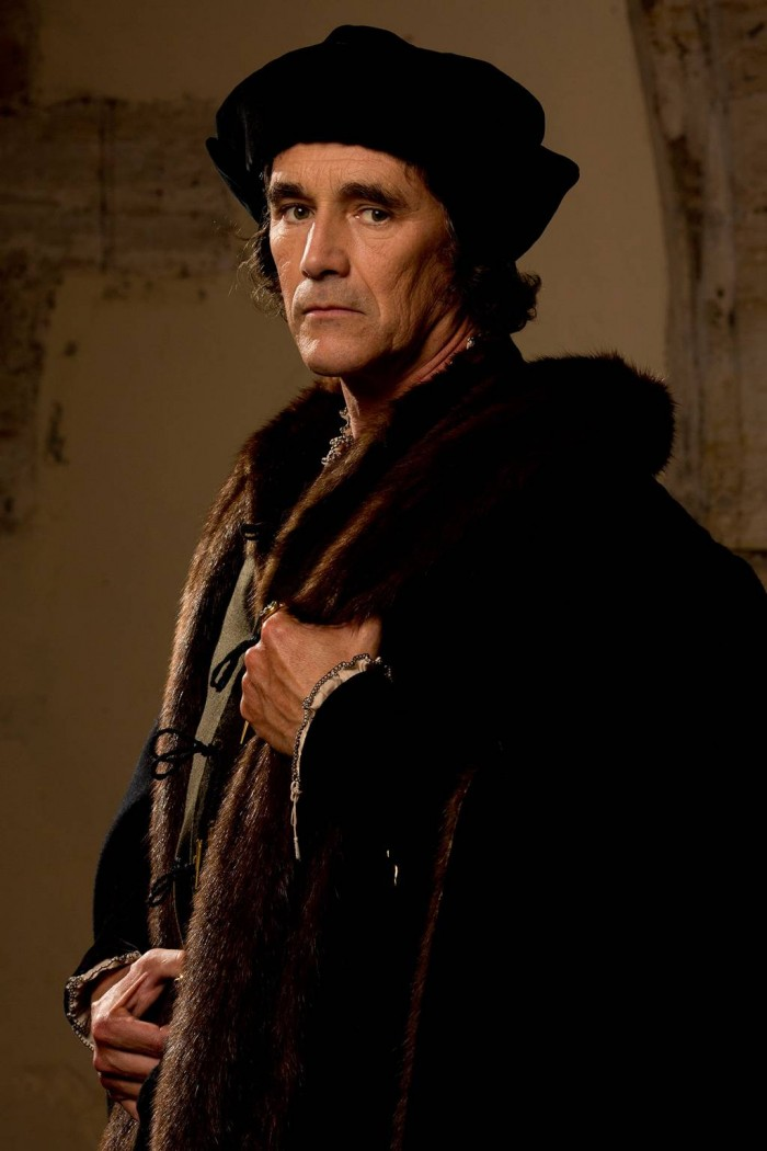 Mark Rylance as Thomas Cromwell Photo Credit: British Broadcasting Company