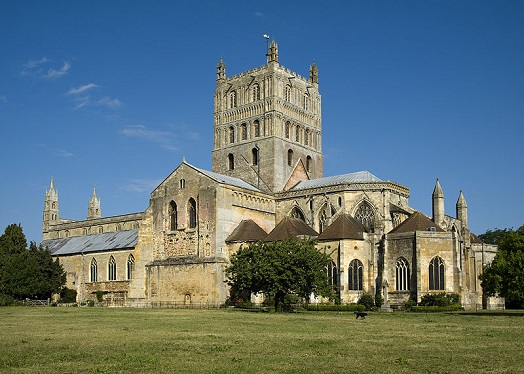 Tewkesbury Abbey Photo Credit: W. Lloyd MacKenzie, via Flickr @ http://www.flickr.com/photos/saffron_blaze/