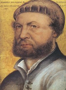 Hans Holbein the Younger (self-portrait)