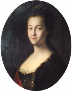 Catherine the Great (Artist: Louis Caravaque)