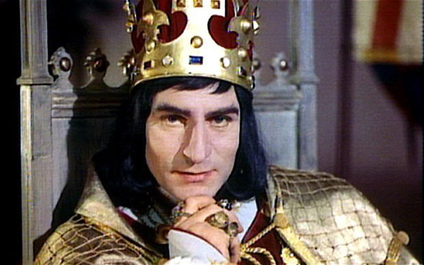 an analysis of the character of richard iii an english king A new study reveals that medieval monarch richard iii truly ate--and drank--like a  king during his brief time on the english throne  geological survey and the  university of leicester used an isotope analysis of the skeleton's.