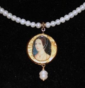 Anne Boleyn Pendant