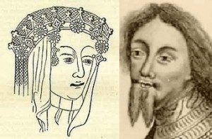 Cecily Neville and Richard Plantagenet
