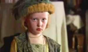 Elizabeth child