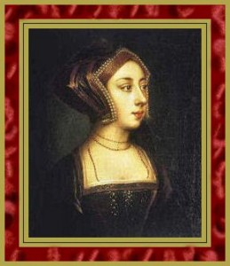 Anne Boleyn, the Hever Portrait