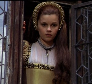 "Genevieve Bujold as Anne Boleyn  ""Anne of the Thousand Days"""