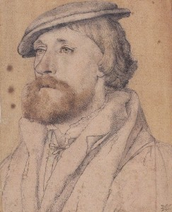 Thomas Wriothesley, Lord Chancellor Artist: Hans Holbein the Younger
