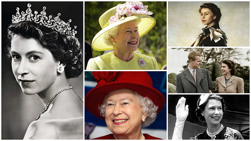 Queen Elizabeth II, the United Kingdom of Great Britain's Longest Reigning Monarch God Save the Queen!