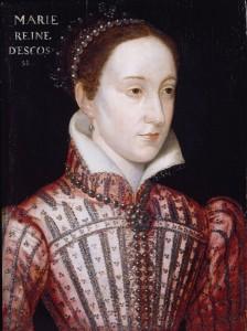 Mary Queen of Scots (Artist: François Clouet)
