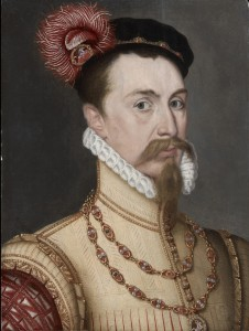 Robert Dudley, Earl of Leicester (After Steven van der Meulen)