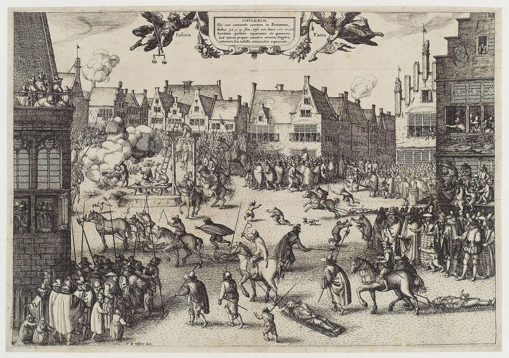 Execution of Members of the Gunpowder Plot