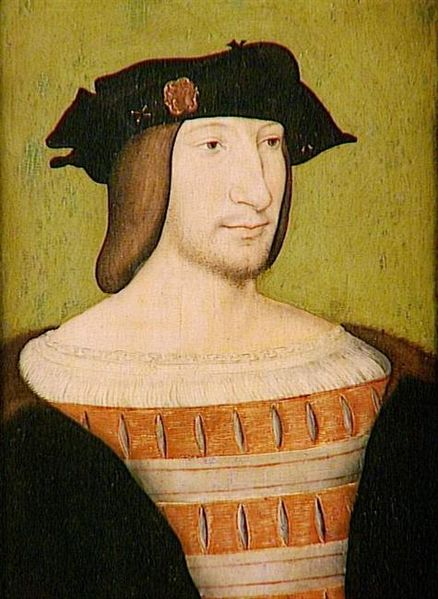 King François I of France