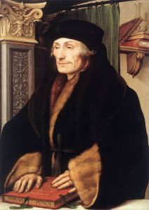 Erasmus Artist: Hans Holbein the Younger