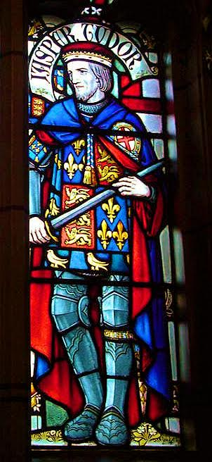 Stained Glass at Cardiff Castle