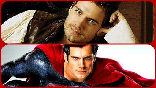 Henry Cavill as Charles Brandon, Duke of Suffolk and Superman, the Man of Steel