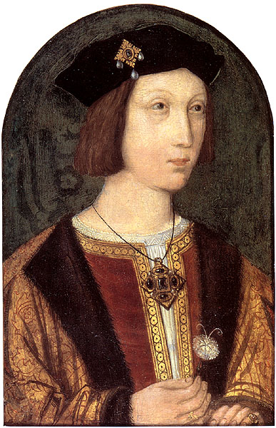 Arthur Tudor, Prince of Wales (1500) Artist Unknown