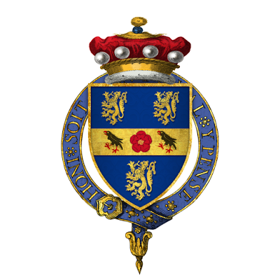 Coat of Arms Thomas Cromwell, 1st Earl of Essex