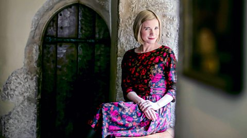 Lucy Worsley Photo Credit: British Broadcasting Company