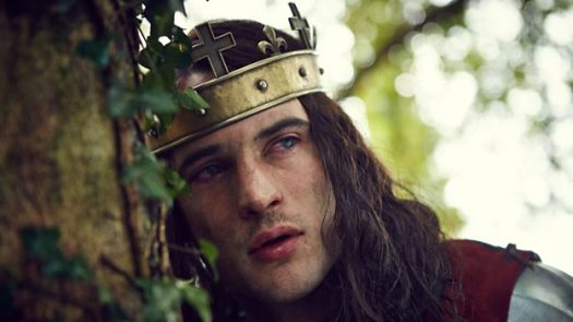 Tom Sturridge as Henry VI in THE HOLLOW CROWN: THE WARS OF THE ROSES Photo Credit: British Broadcasting Company