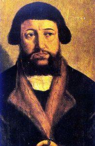Andreas Osiander, German Lutheran Theologian