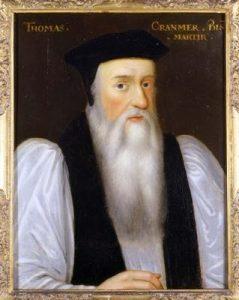Cranmer for EHFW