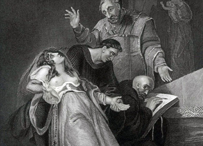 Elizabeth Barton, Holy Maid of Kent — Blessed, Mad or Cursed?