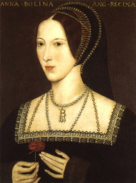 Queen Anne Boleyn portrait