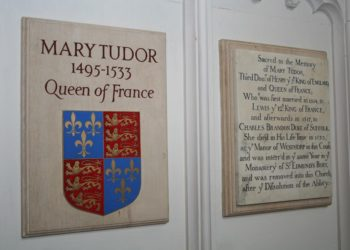 """""""La Reine Blanche: Mary Tudor, a Life in Letters"""" by Sarah Bryson"""