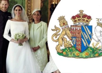 A Simplification of English Heraldry and Comment on the Arms of the Duke and Duchess of Sussex, by Heather R. Darsie