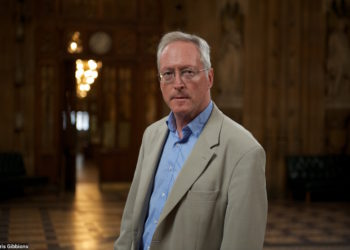 QAB Interview — Renowned Historian Diarmaid MacCulloch Discusses Thomas Cromwell