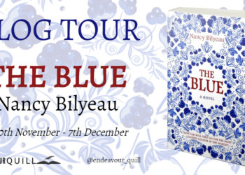 "QAB Book Review: ""The Blue"", by Nancy Bilyeau"