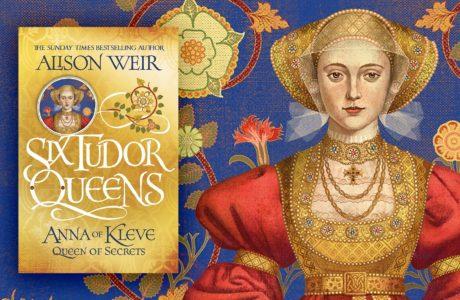 ANNA OF KLEVE Alison Weir