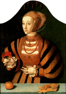 Anne of Cleves from the workshop of Barthel Bruyn the Elder