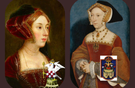 Anne Boleyn and Jane Seymour