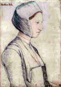 Perhaps Lady Margaret Bryan