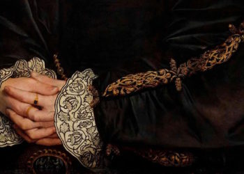 All That Glitters: Hans Holbein's Lady of the Cromwell Family, by Teri Fitzgerald