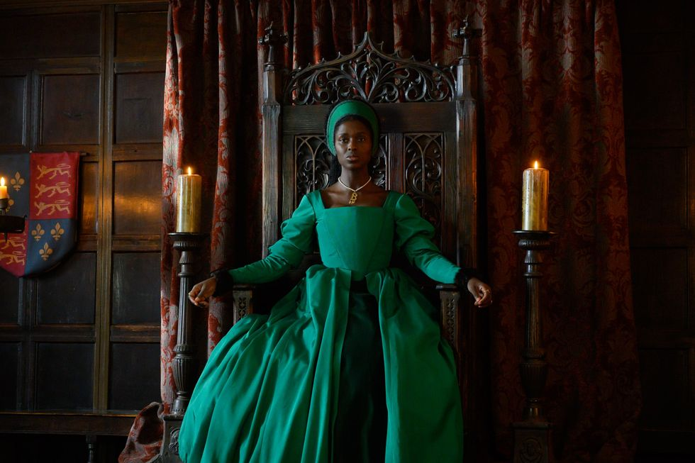 Anne Boleyn Jodie Turner-Smith